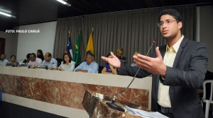 Vereador Roberto Jr