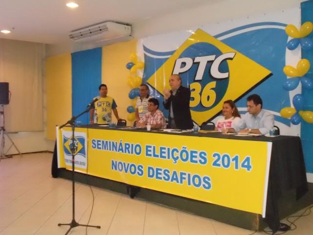Edivaldo Holanda (pai) defendeu a manutenção da vaga de vice, na chapa de Flávio Dino, para o PDT