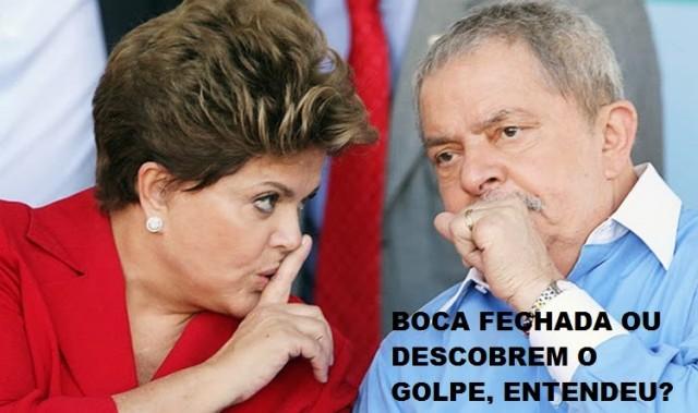 """Dilma e Lula, mais uma vez, ficarão """"atrás da moita"""" durante campanha no Maranhão"""