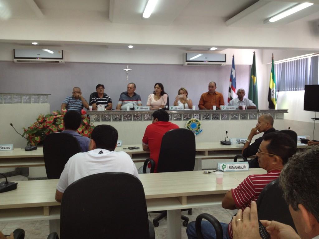 Eliziane disse que começou sua itinerância por Barra do Corda, em janeiro deste ano