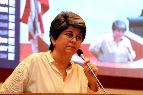 Deputada tucana disse que candidatura de Castelo ao Senado independe de aliança com o PSDB