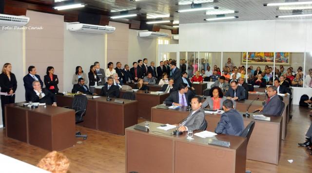Câmara aprovou empréstimo para a Prefeitura de São Luís