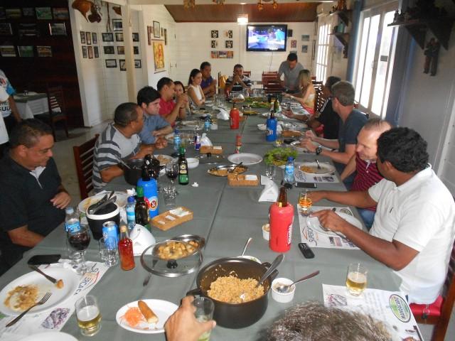 Márcio Honaiser conversou com blogueiros sobre a homenagem que recebeu, PDT de Balsas e eleições de 2014