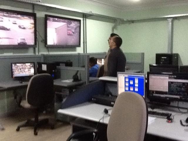 Inquérito policial está apurando ato de vandalismo contra sistema de videomonitoramento de Caxias