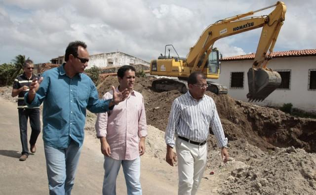 Mesmo com dificuldades financeiras, Edivaldo Holanda Jr realiza  uma série de obras de infraestrutura em São Luís