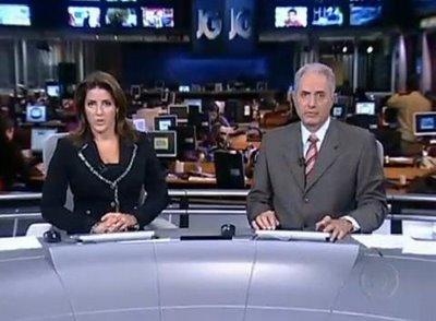 Jornal da Globo, mais uma vez, abriu a edição com destaque negativo para o Maranhão