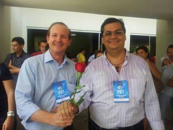 Márcio Honaiser é cotado para compor chapa com Flávio Dino como candidato a vice-governador