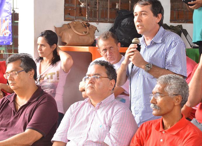 """Paulo Matos, uma das lideranças do PPS, defendeu nome de Flávio Dino no """"Diálogos pelo Maranhão"""""""
