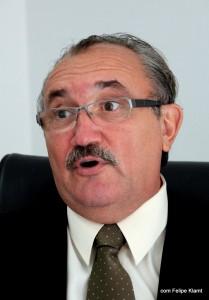 César Pires detonou imposição do nome de Edinho Lobão, na emissora da própria família Sarney