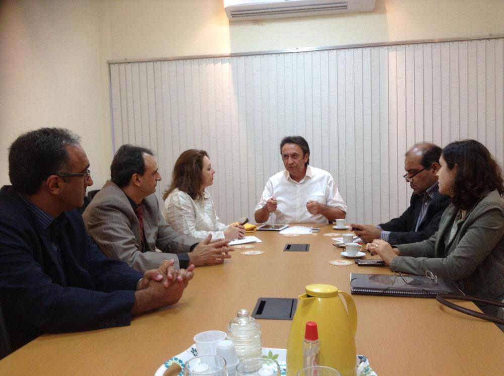 Secretário de Segurança Pública, Ricardo Murad, tratou da questão das mortes em Pedrinhas