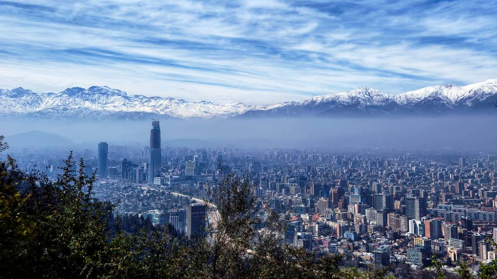Santiago do Chile, América do Sul