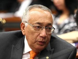 O deputado federal Gastão Vieira articulou apoio com o vice-presidente da República, Michel Temmer