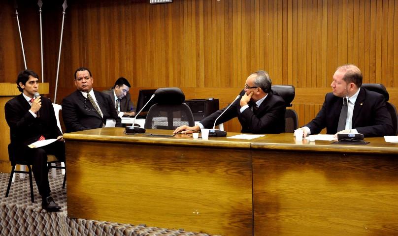 Deputados ouviram dos representantes da ANP, Douglas Pedra e Ubirajara Sousa da Silva, que há indícios de cartel em São Luís