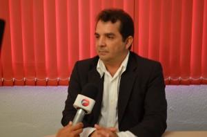 Ex-prefeito de Santa Rita e pré-candidato ao governo do Maranhão, Hilton Gonçalo
