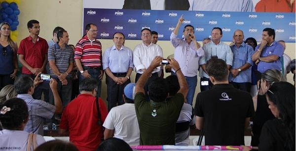 Tucanos indicaram candidato a vice-governador na chapa de Flávio Dino