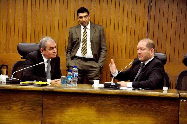 Presidente da CPI dos Combustíveis ouviu o empresário Sebastião Murad