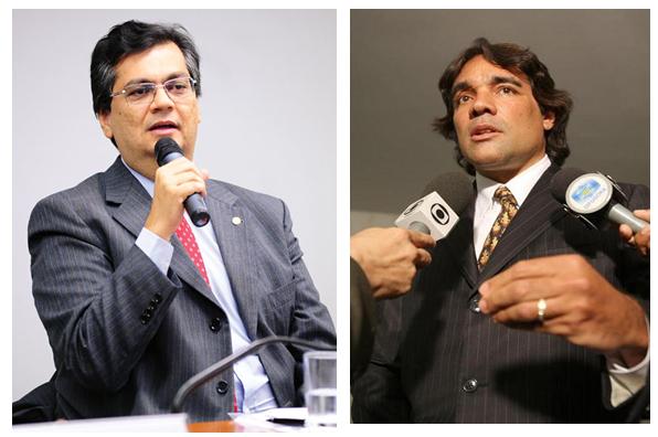 Flávio Dino venceu Lobão Filho, do grupo Sarney, no primeiro turno com larga diferença de votos