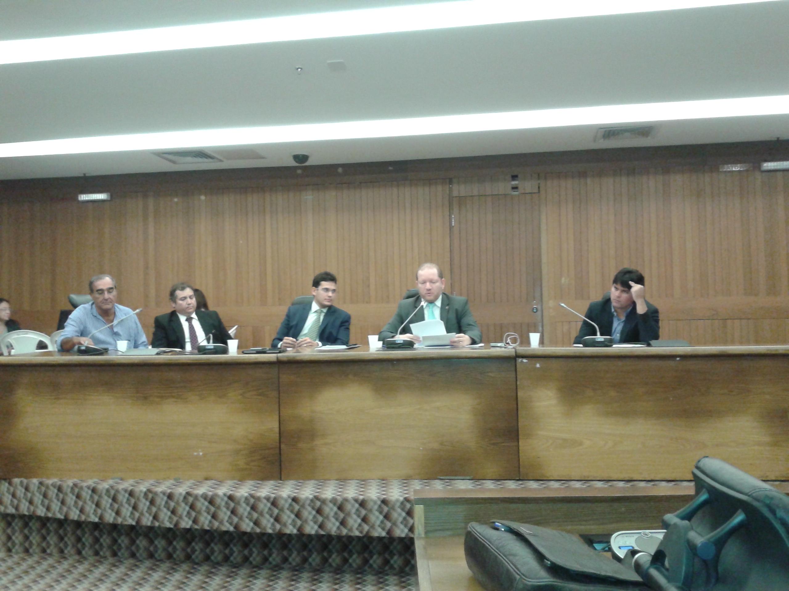 CPI ouviu empresários e representantes de distribuidoras de combustíveis