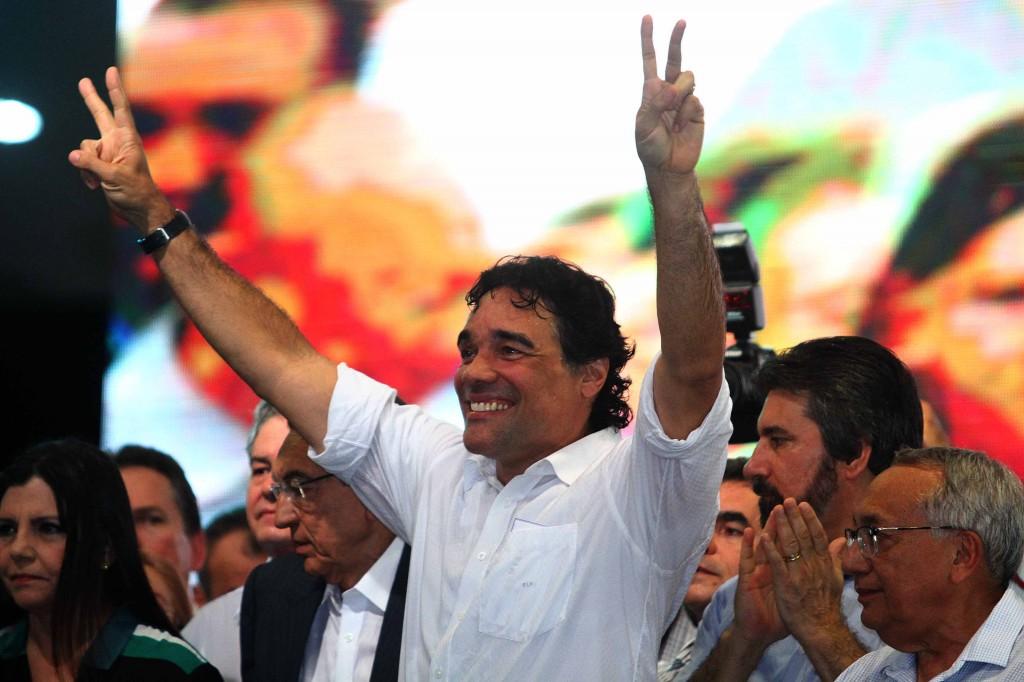 Lobinho foi confirmado como o candidato do grupo Sarney ao governo do Maranhão