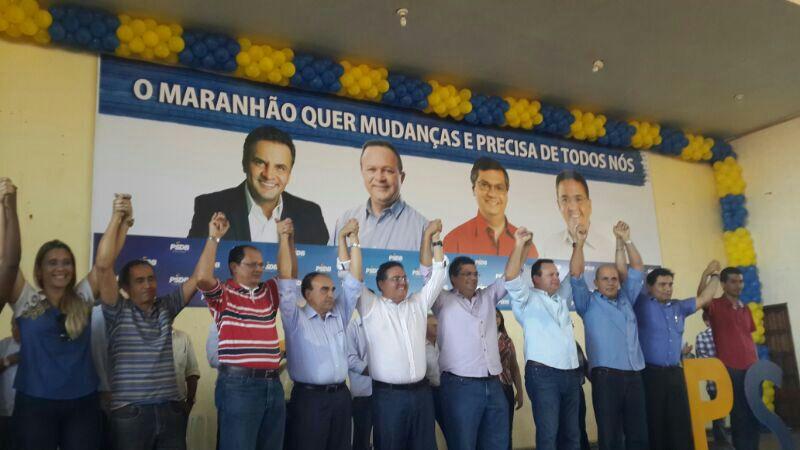 Convenções de partidos  confirmaram alianças neste final de semana