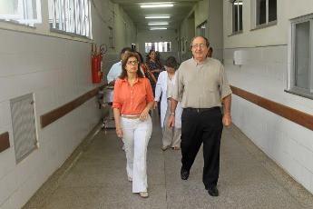 Socorrão II não tem mais pacientes nos corredores