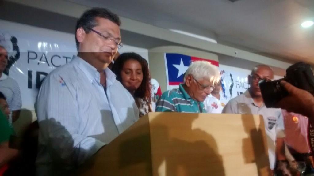 Site pedirá apoio para Flávio Dino em todos os estados brasileiros