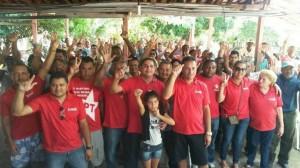 Candidato reuniu lideranças em Bequimão