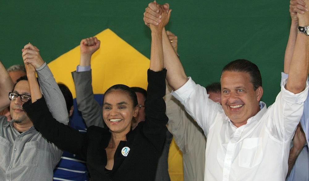 Marina e Eduardo Campos têm agenda intensa em São Luís
