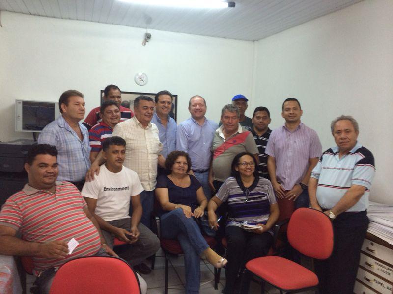 Lideranças do PCdoB de Timon decidem por apoio a Othelino Neto