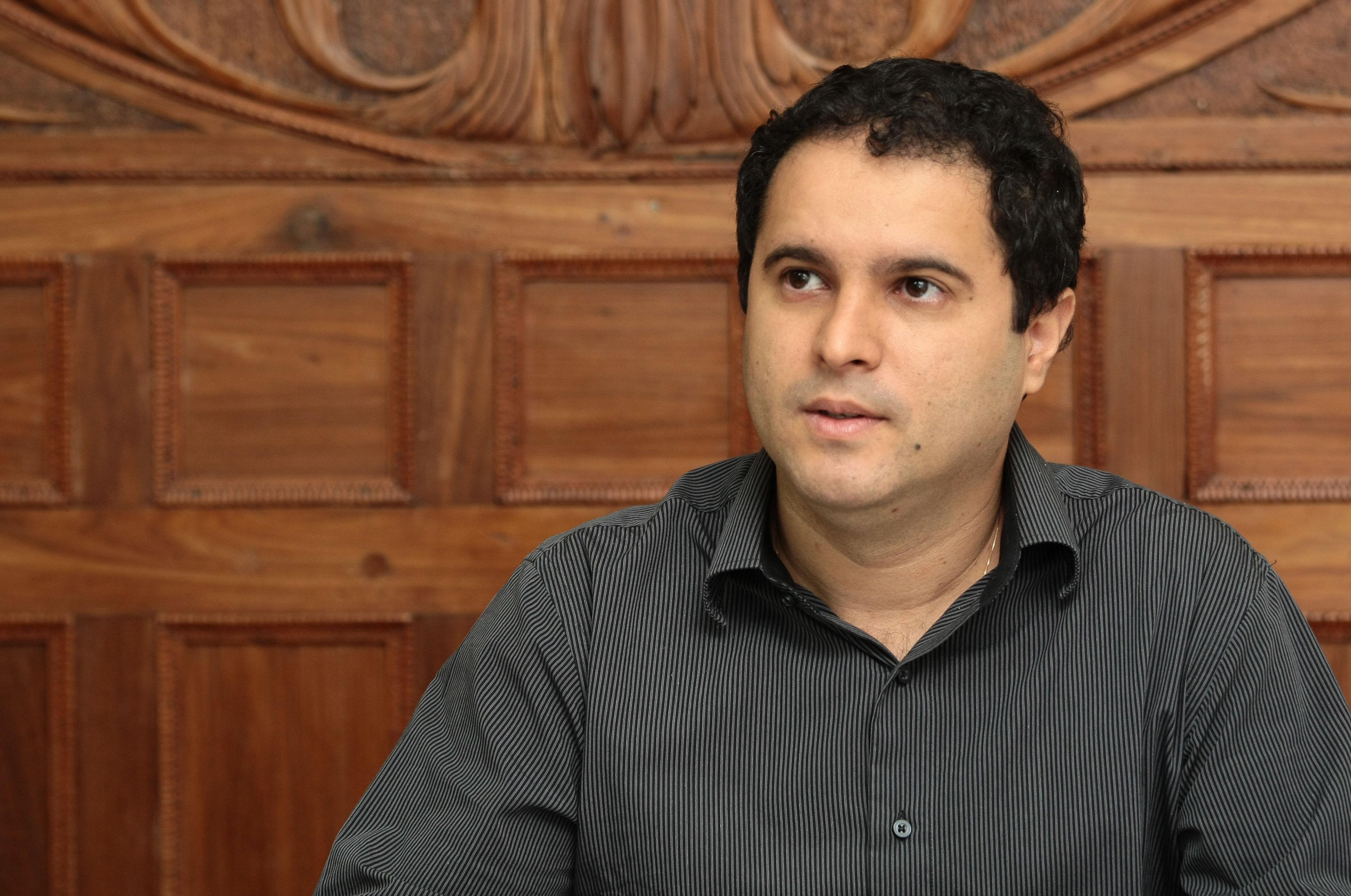 Edivaldo Jr disse que campanha de Edinho Lobão tenta atingir Flávio Dino com ataques à gestão em São Luís