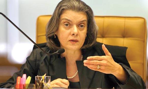Ministra do STF, Carmem Lúcia