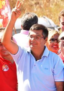 Flávio Dino ganharia no primeiro turno, segundo Exata