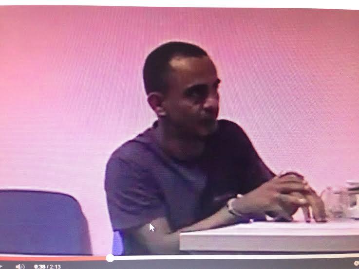 André Escórcio revelou que vídeo foi montado por diretor de Pedrinhas. Disse que recebeu proposta de regalias e soltura para fazer a gravação