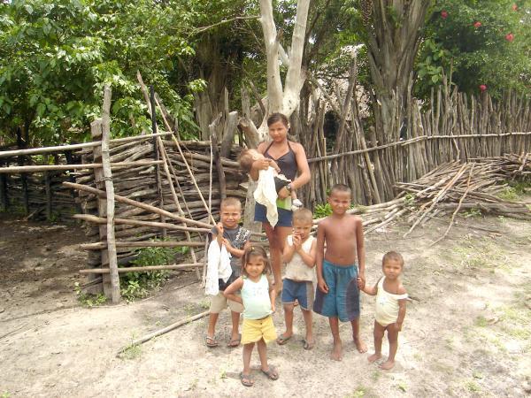 Famílias passam fome em Belágua