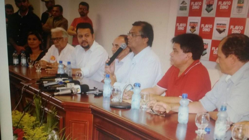 O governador eleito participou de três atividades e confirmou seu empenho para o desenvolvimento da Região Tocantina