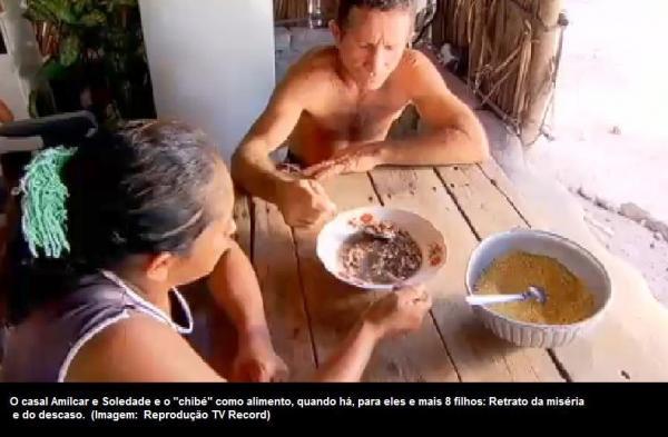 Maioria dos moradores de Belágua sobrevive do Bolsa Família