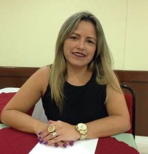 Cyntia será a secretária de Planejamento do governo Flávio Dino