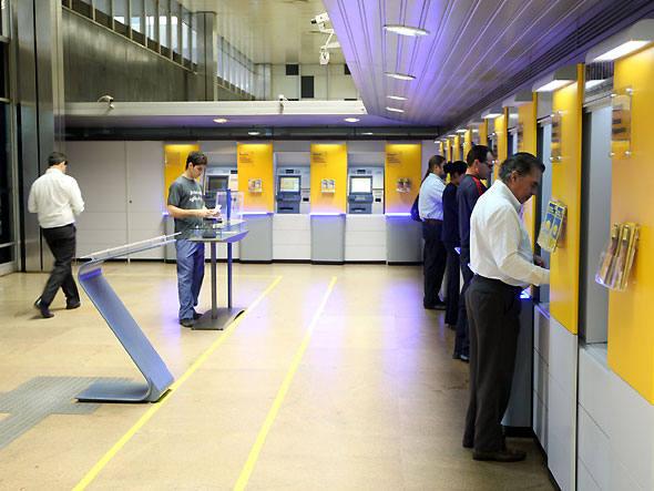 Servidores poderão receber seus salários nas agências do Banco do Brasil