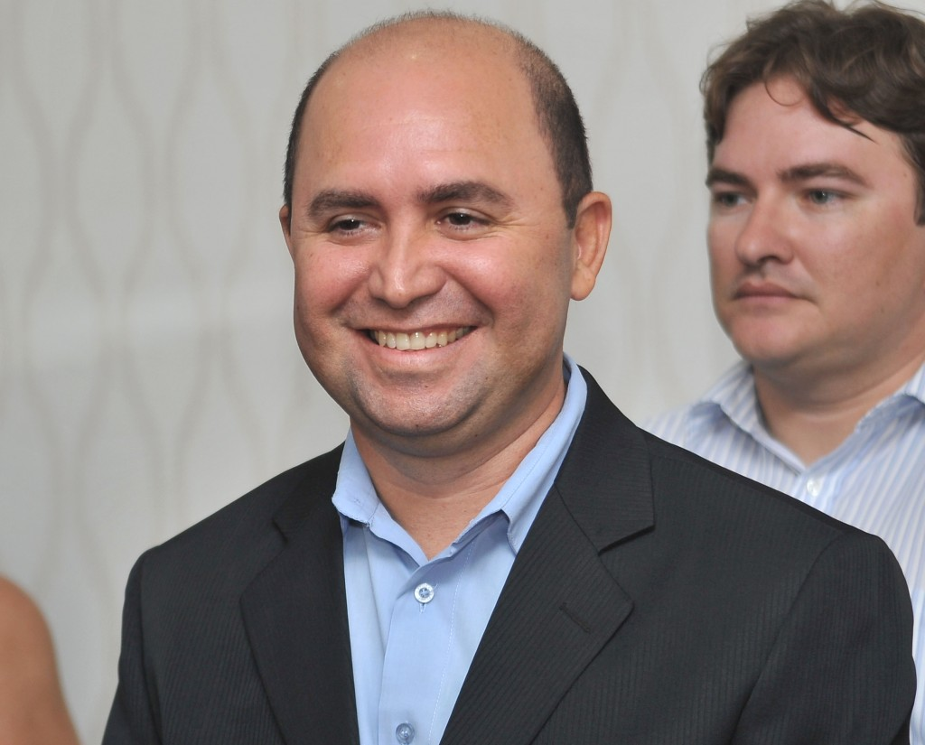 Robson Paz será o titular da Secom do Estado