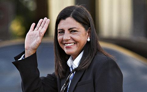 Ex-governadora Roseana Sarney