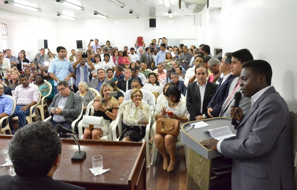 Radialista e suplente de vereador, Batista Matos chega em boa hora para uma política de comunicação mais dinâmica