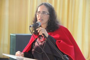 Ester Marques votou em Lobinho e se tornou secretária de Flávio Dino