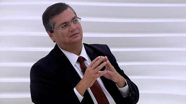Flávio Dino também dispensou metade dos policiais militares que ficavam à disposição dos governadores anteriores