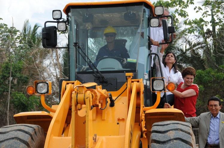 """Lula, Dilma, Roseana e Lobão enganaram o povo do Maranhão no que seria o """"início"""" das obras da refinaria no Estado em 2010"""