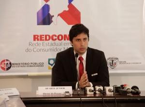 Diretor do Procon, Duarte Júnior, notificou postos de São Luís