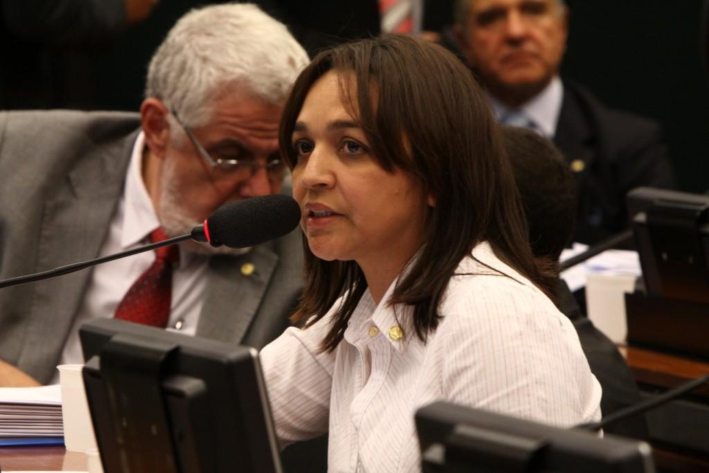 Eliziane Gama (MA), que é titular da comissão, disse que os deputados Hugo Mota (PMDB-PB) e Luiz Sérgio (PT-RJ) não poderiam ocupar os postos, já que tiveram suas campanhas bancadas por empreiteiras