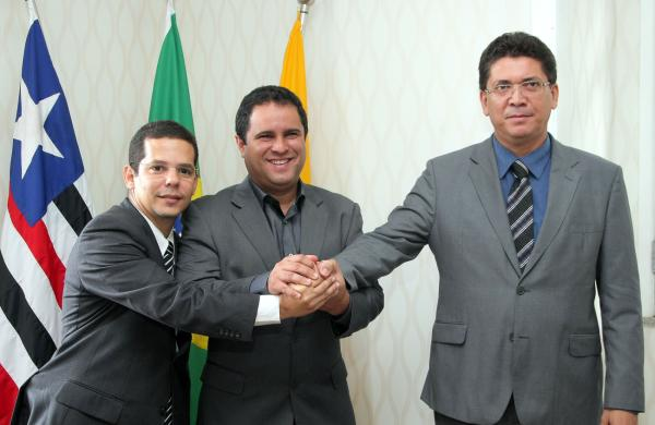 Prefeito Edivaldo Júnior e Jefferson Portela  firmaram parceria para combater criminalidade