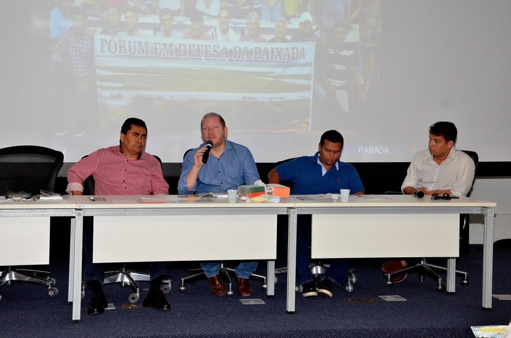 Fórum discutiu projetos de desenvolvimento para a Baixada Maranhense