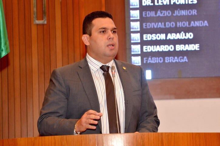 Fábio Macedo foi para o contra-ataque e denunciou doações de campanha que seriam irregulares
