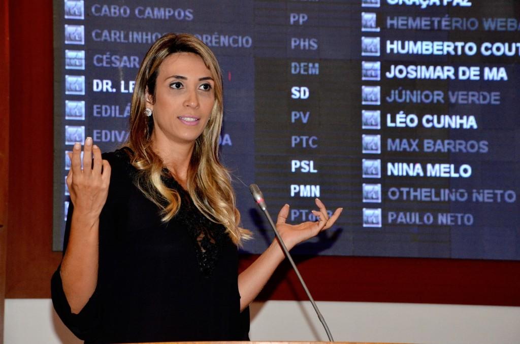 Candidatura de Andrea Murad à presidência do PMDB foi indeferida